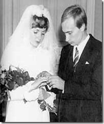 Lyudmila_Putin wed
