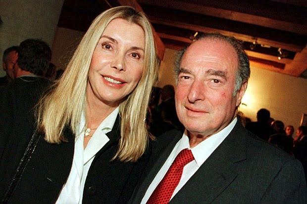 Gisela Rich- Billionaire Marc Rich's Wife