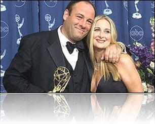 Marcy Wudarski James Gandolfini ex wife-picture
