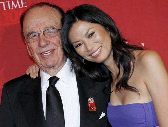 Media-Baron-Rupert-Murdoch-and-Wendi-Deng.