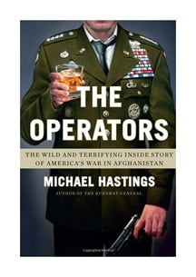 Michael Hastings book The Operators