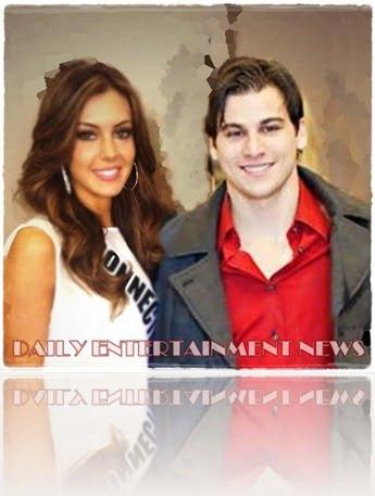 Miss USA 2013 Erin Brady Boyfriend Tony Capasso