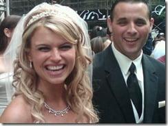 Molly Rokasy Austin Shafran wedding photo