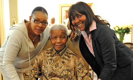 Women seek recognition as 'Nelson Mandela's daughters ...