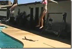 Nicole Easton- Arizona Girl who Missed Pool and landed in Concrete Breaking both feet