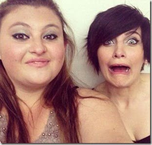 Paris Jackson and her best friend Sophie Jastrow