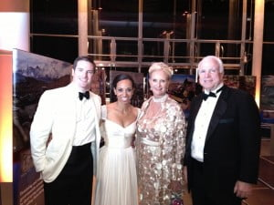Renee Swift McCain Jack McCain wife picture