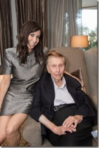 Sydney Holland – Billionaire Sumner Redstone's Girlfriend