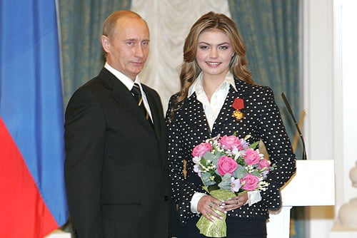 Alina Kabaeva- Vladimir Putin's New Girlfriend