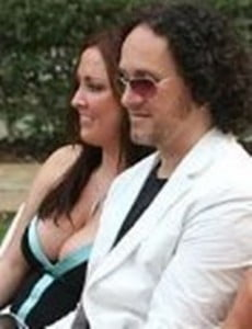 Caitlin Phaneuf- Def Leppard Guitarist Vivian Campbell's Girlfriend
