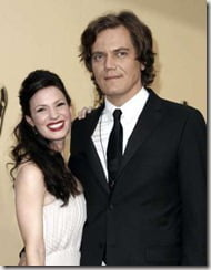 couple Michael Shannon and Kate Arrington