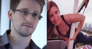 Dancer Lindsay Mills is  NSA's PRISM Whistleblower Edward Snowden's Girlfriend