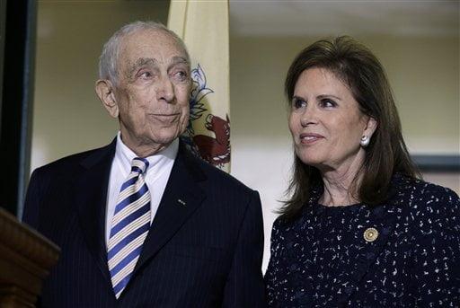 Bonnie Englebardt Lautenberg- Senator Frank Lautenberg's Wife