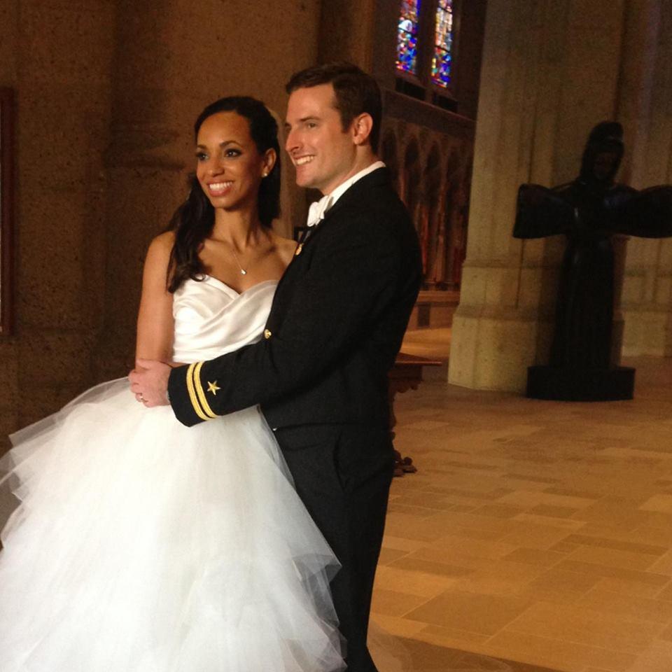 Sidney Mccain Daughter: Capt. Renee Jessica Swift Is John McCain's Son Navy Lt