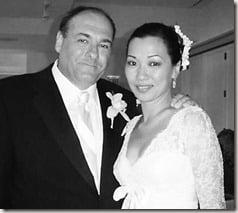 james_gandolfini_Deborah_Lin_wedding_pics