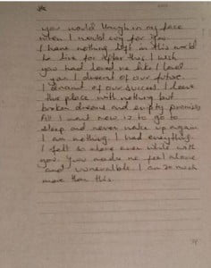 jiah khan suicide letter 3