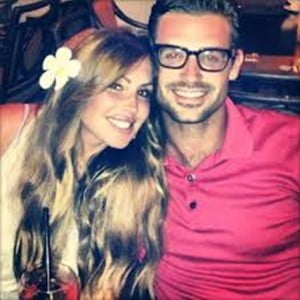 Matt Hahn – Rachel Uchitel's Husband!