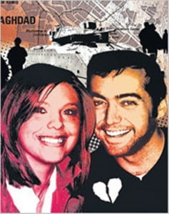 Andi Parhamovich- Michael Hastings's Former Fiancee Killed in Iraq