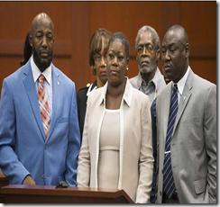 trayvon family