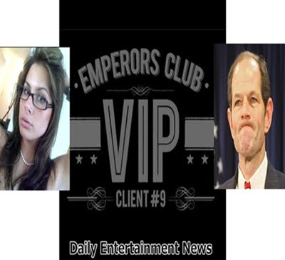 Ashley Dupre- Eliot Spitzer's call-girl in Prostitute Scandal