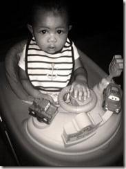 Brittni Mealy Rapper future son