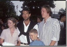 Charlotte Brosnan Pierce Brosnan daughter-pics