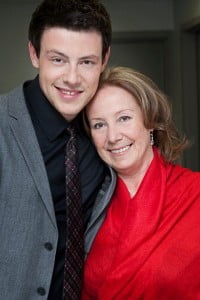 Ann McGregor is Glee actor Cory Monteith's Mother