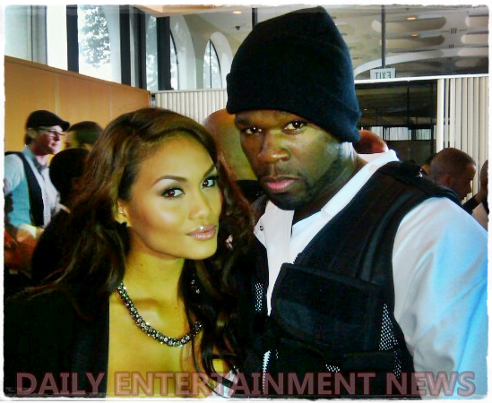 Who is 50 cent baby momma dating