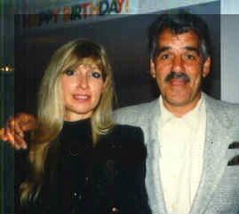 Dennis Farina ex wife Patricia Farina pic