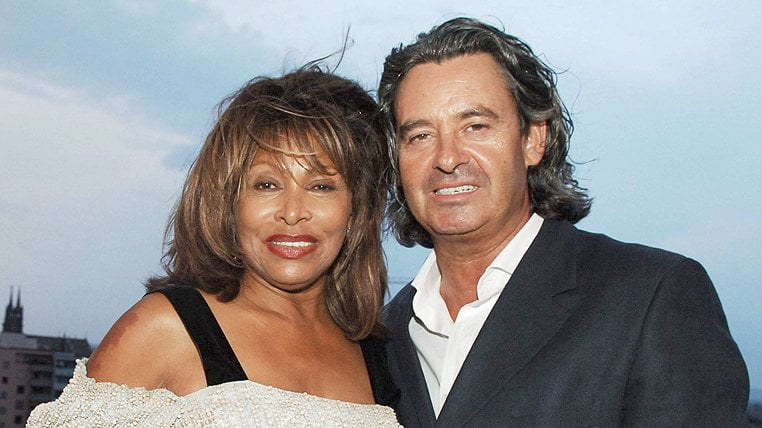 Erwin Bach Tina Turner's Husband