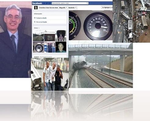 Francisco Jose Garzon Amo spanish train crash-facebook photo