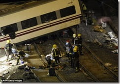 Francisco Jose Garzon Amo spanish train crash photo