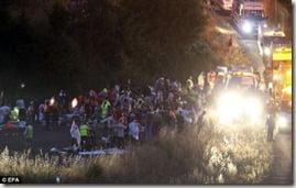 Francisco Jose Garzon Amo spanish train crash photos