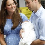 Kate Middleton William Royal Baby first photos