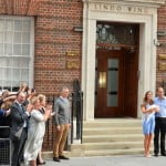 Kate Middleton William Royal Baby first-pic