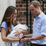 Kate Middleton William Royal Baby first pictures