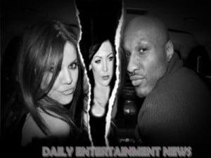 CHEATING SCANDAL!! Jennifer Richardson is Lamar Odom's Mistress from Washington