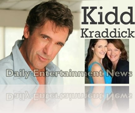 Kidd Kraddick ex wife CarolCharette Cradick