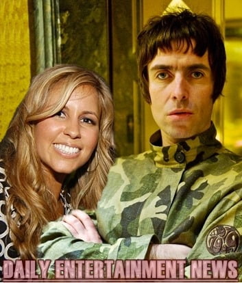 Liza Ghorbani- Oasis Singer Liam Gallagher's Mistress/ Baby mama