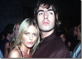 Liam Gallagher Patsy Kensit