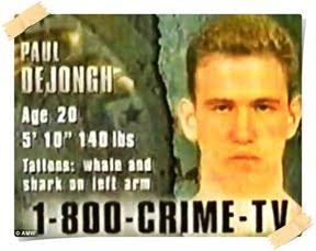 Paul Dejongh Anna Warren murder photo