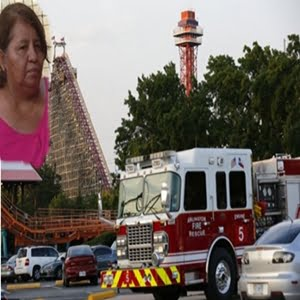 Rosy Esparza- Woman who fell to her death from a rollercoaster at Six Flags Over Texas.