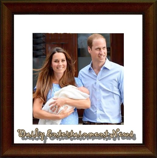George Alexander Louis/ Prince George Of Cambridge- Duke and Duchess Of Cambrtidge Royal Baby son (VIDEO)