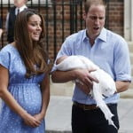 Royal baby first-pictures