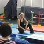 Sarah Guyard Guillot Cirque Du Soleil performer pic