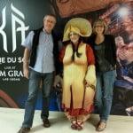Sarah Guyard Guillot Cirque Du Soleil performer-pic