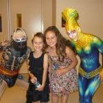 Sarah Guyard Guillot Cirque Du Soleil performer pictures
