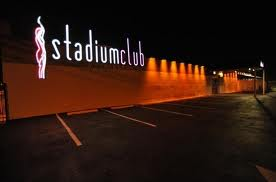 Stadium club strip washington Lamar Odom Jennifer Richardson pic