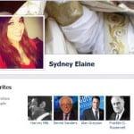Sydney Elaine Leathers facebook