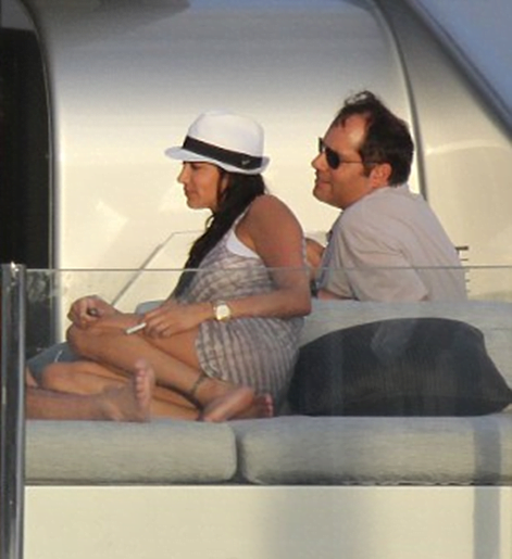 Andrew Silverman- Simon Cowell's Baby mama Lauren Silverman's Husband